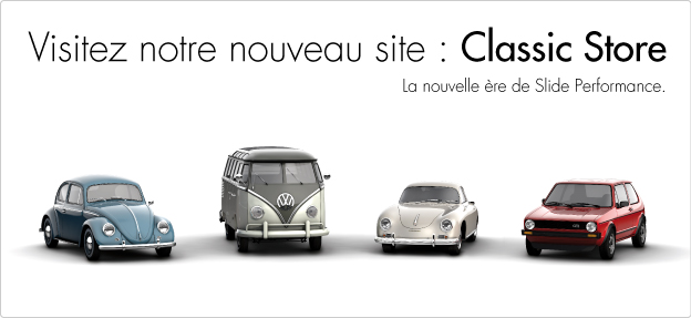 Classic Store : La nouvelle �re de slide Performance