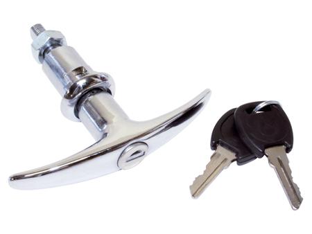 Poignées, serrures et clefs