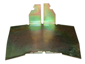 Tôles sous cylindre et T3