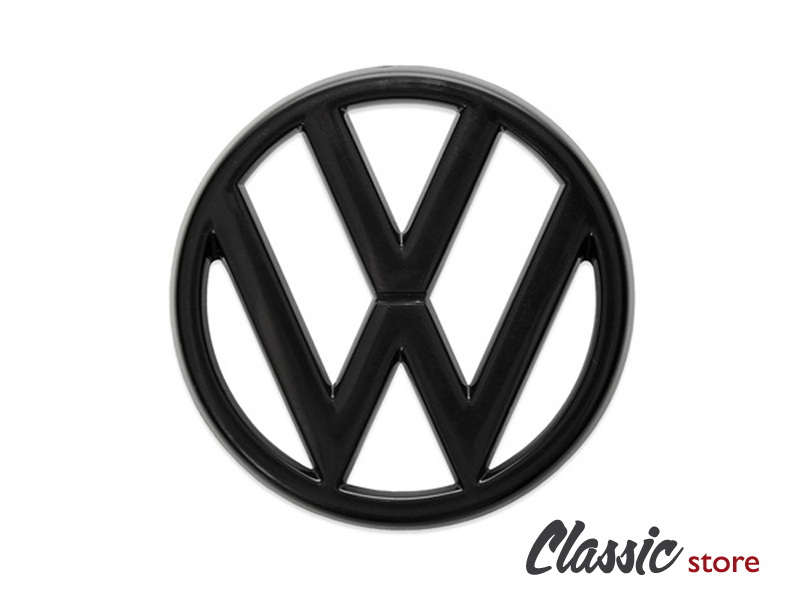 sigle vw noir vw youngtimers rabbit polo transporter classic store. Black Bedroom Furniture Sets. Home Design Ideas