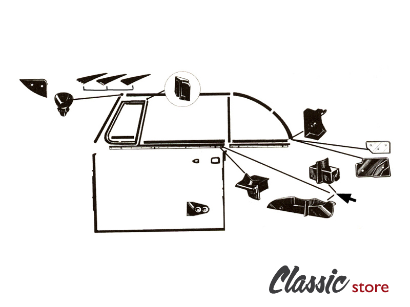 Volkswagen Rabbit Gti A1 Type 17 1974 1984 Fuse Box Diagram moreover Pricol Temperature Gauge Wiring Diagram together with Product info further 94 S10 Wiring Diagrams also 1974 Porsche 914 Engine Wiring Harness. on porsche gauges