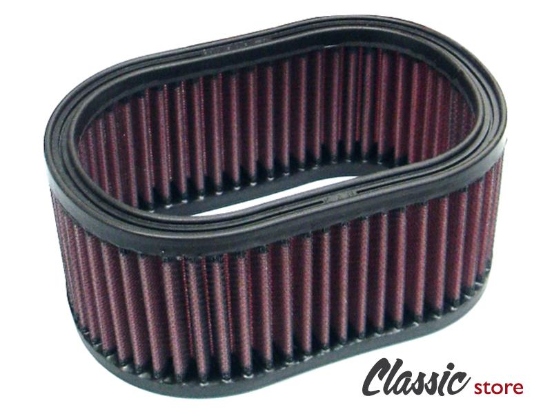 filtre air seul pour filtre idf drla hauteur 82 mm k n pour cox combi karmann et d riv s. Black Bedroom Furniture Sets. Home Design Ideas