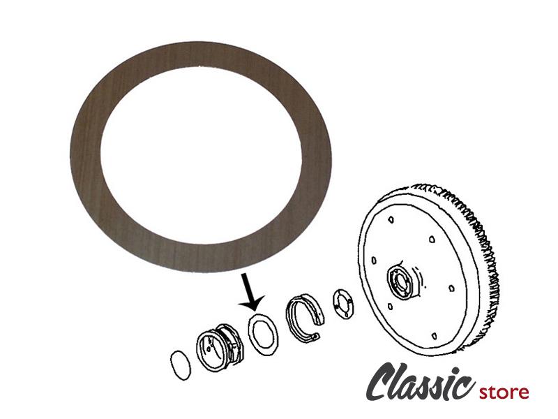 cale de jeu lat ral paisseur 0 30 mm pour cox combi. Black Bedroom Furniture Sets. Home Design Ideas