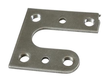 Plate Threaded For Door Hinge Lower R Upper L Vw
