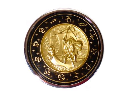 Horn Button For Flat 4 Banjo St Christopher Vw