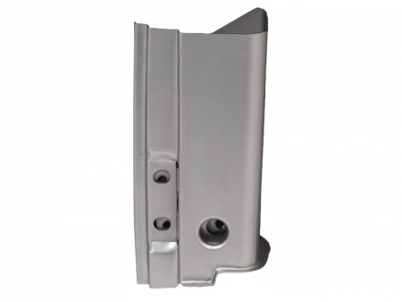 Door hinge pillar - 1963-1979 - L - complete - HQ