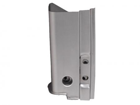 Door hinge pillar - 1963-1979 - R - complete - HQ