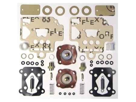 Carburetor repair kit - Dellorto 45 DHLA - HQ