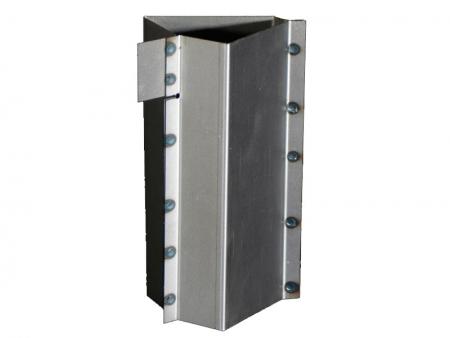 Bas de pilier A 1950-1967 - G - 15 cm - Q+