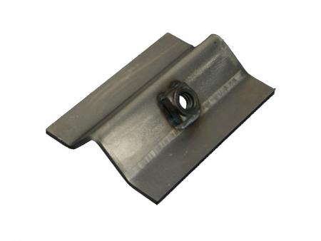 Battery tray bracket - bottom - 1968-1979 - HQ