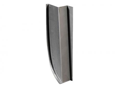 Renfort intérieur de pilier B - 1955-1967 - 20 cm - G - Q+