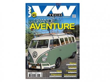 VW Tech magazine - n°93