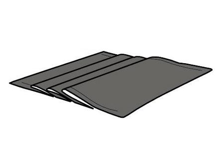 Toile de découvrable 1947-1955 - vinyl noir