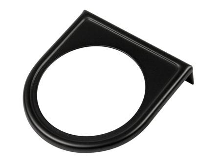 Support de Mano (dia 52 mm) sous tableau de bord 1 trou - noir