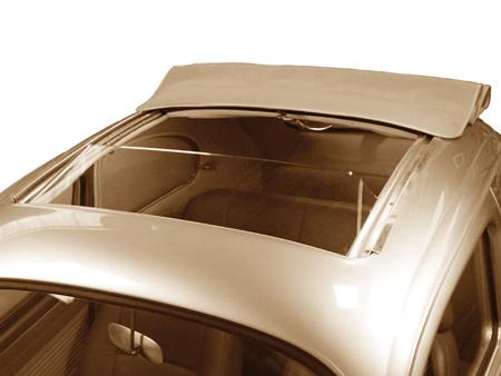 Deflector - rag top