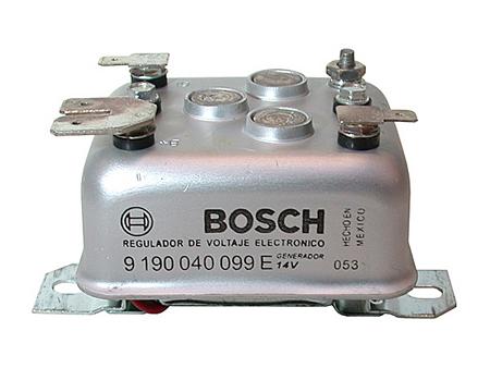 Régulateur dynamo Bosch 12V 1966-1974