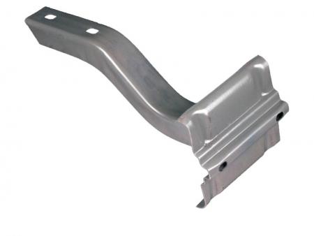 Blade bumper iron - rear 1950-1958 - R - HQ