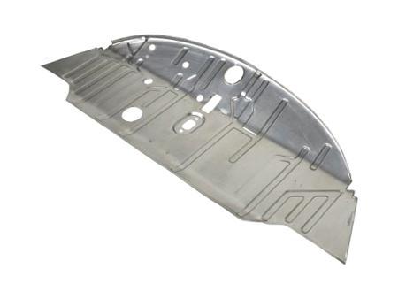 Plancher de cabine 1960-1967 - complet