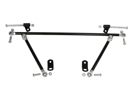 Traction bar kit - rear beam - 1960-1979