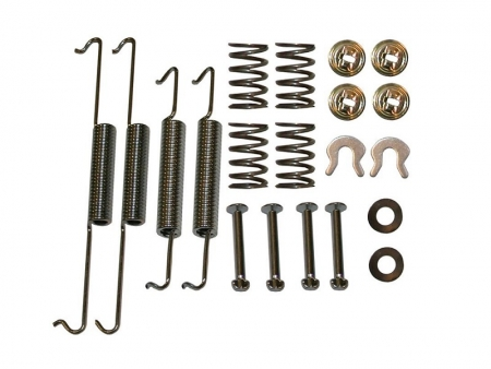 Kit - spring & brake shoe stuff - rear - 1965-1979