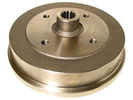 Rear brake drum - 1968-1979 - 4x130 - (Beetle drilling) - HQ