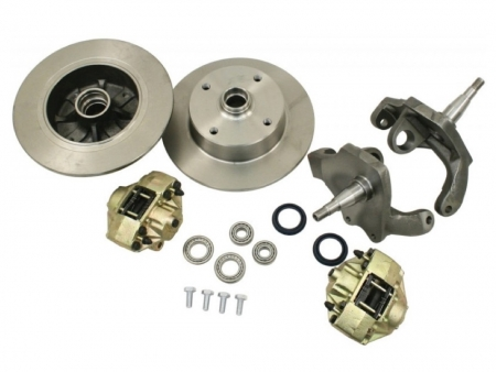 Front disc brake kit - 4x130 - 1968-1979 - HQ