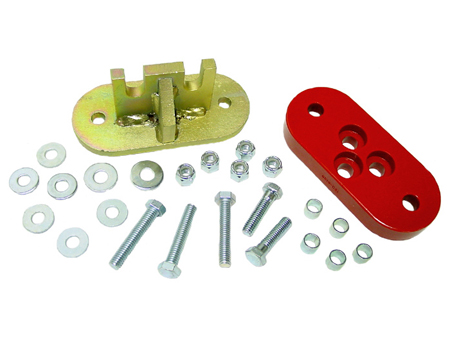 Kit - adapt 1972-1979 transaxle on 1947-1971 chassis