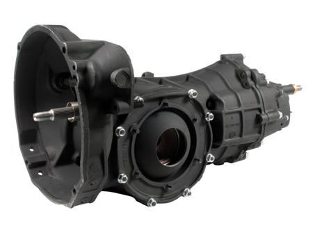 Boite de vitesses à trompettes - 8x35 - 4 ème longue