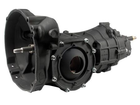 Boite de vitesses à trompettes - Pro Street - 8x33 - 4 ème longue
