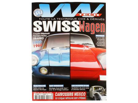 VW Tech magazine - n°55