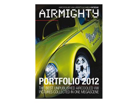 Airmighty magazine - HS Portfolio 2012