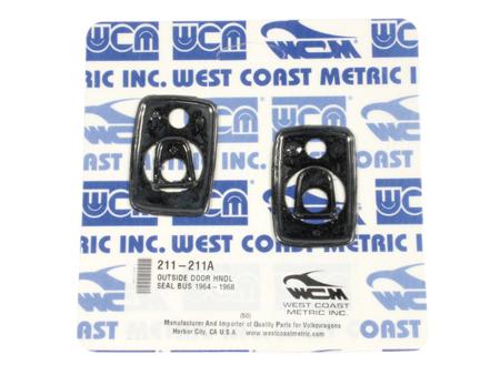 Joints de poignée de porte 1964-1967 - WCM
