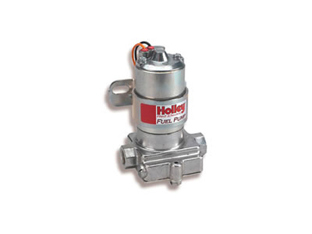 Fuel pump - electrical - Holley red