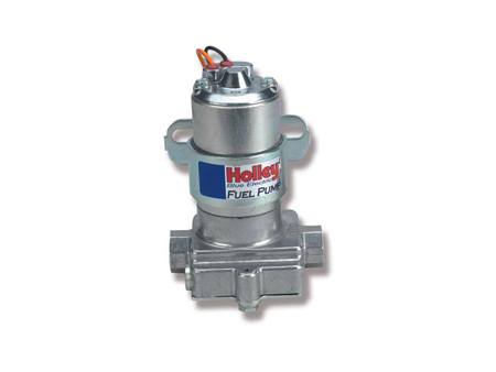 Fuel pump - electrical - Holley blue