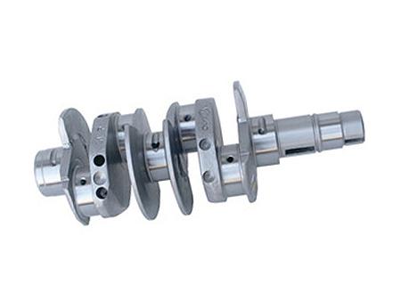 Vilebrequin 84 mm à contrepoids - DPR - T4 central / chevy