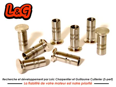 Poussoirs renforcés - 31 mm - L&G