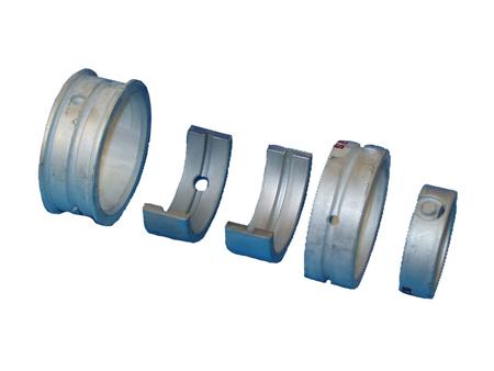 Main bearing kit - 0.50 case - STD crank - 22 - T1 - Mahle - KS