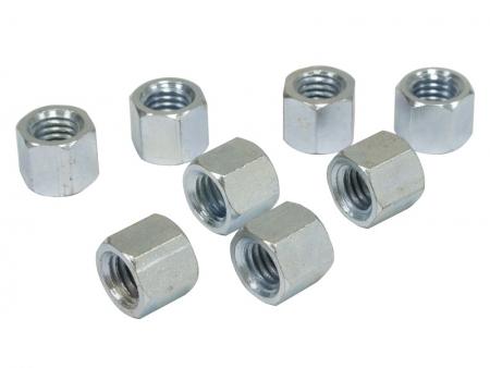 Nut - 8 x 11 mm - Steel
