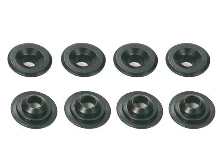 Valve spring retainers - chromoly - (VW type) - Scat