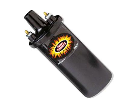 Bobine Pertronix 12 Volts / 40000 Volts - 3 ohms - noire