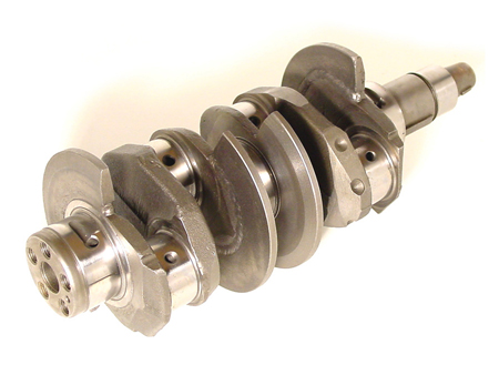 Crankshaft 66 mm - counterweight - DPR - T4