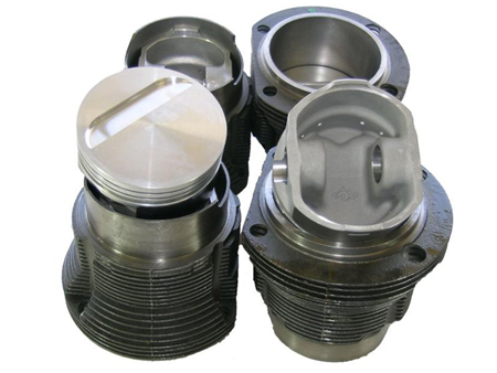 Kit cylindrée 94 mm - (course 71 mm) - T4 - pistons creux - AA Performance
