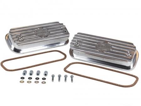 Caches culbuteurs - aluminium - vissés - T4 - Empi