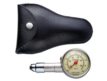 Vintage Speed tire pressure tester