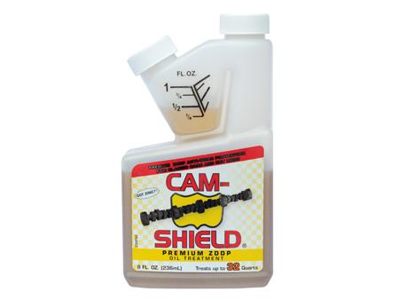 Cam Shield oil additive - ZDDP - 236 ml.