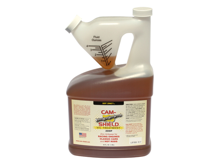 Cam Shield oil additive - ZDDP - 1.89 liters - Workshop