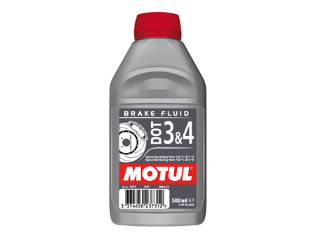 Brake fluid - MOTUL - DOT 3/4 - 500ml.