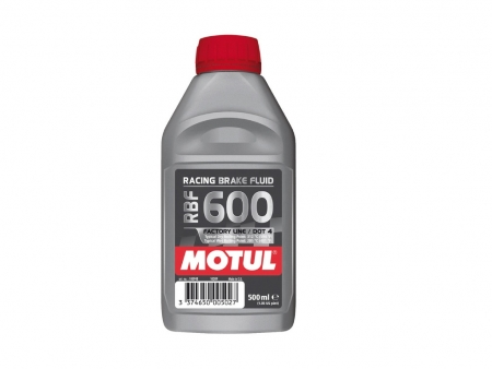 Brake fluid - MOTUL - RBF 600 - 500ml.