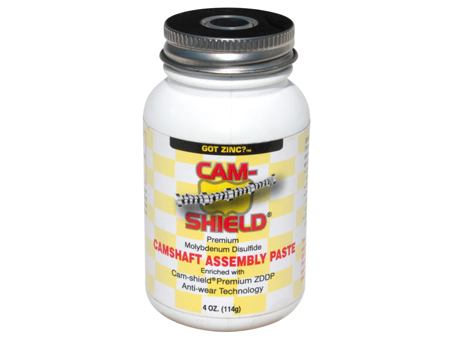 Cam Shield paste - ZDDP - (for assembly) - 114g.