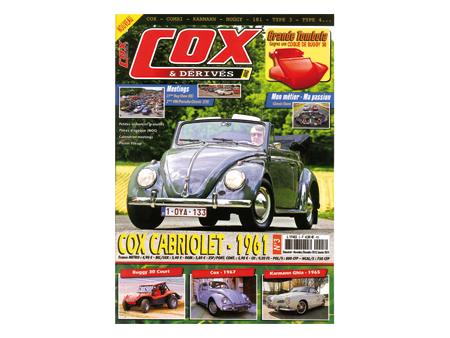 Cox & Dérivès magazine - n°3